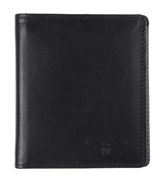 R.M Williams Tri-Fold Wallet - Kangaroo leather - Black