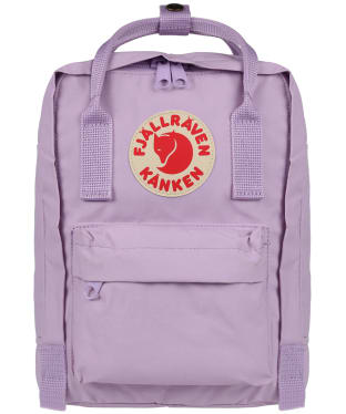 Fjallraven Kanken Mini Backpack - Pastel Lavender