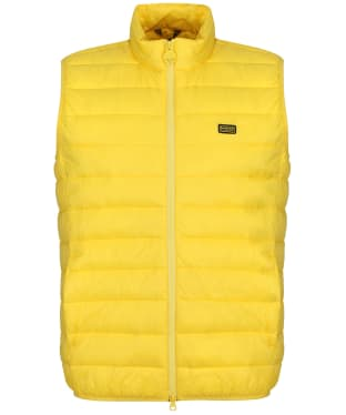 Men's Barbour International Reed Gilet - International Yellow