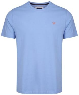 Men's Crew Clothing Classic Tee - Vista Blue
