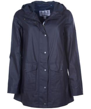 Women's Barbour Gannet Casual Jacket - Navy