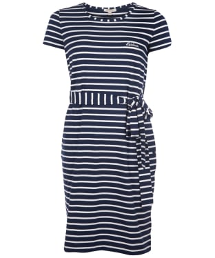 Women's Barbour Rowlock Dress - Navy