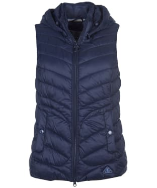 Women's Barbour Fulmar Gilet - Navy