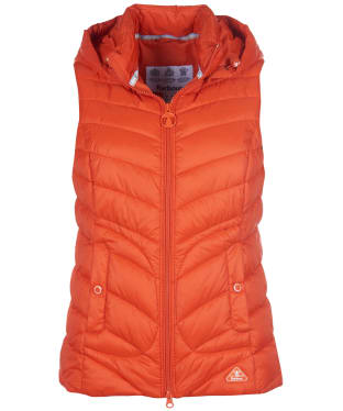 Women's Barbour Fulmar Gilet - Dark Sunstone