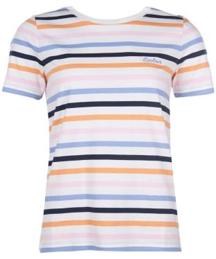 Women's Barbour Newhaven Top - White