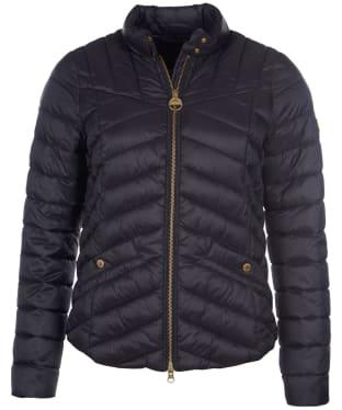 Women's Barbour International Interceptor Quilted Jacket