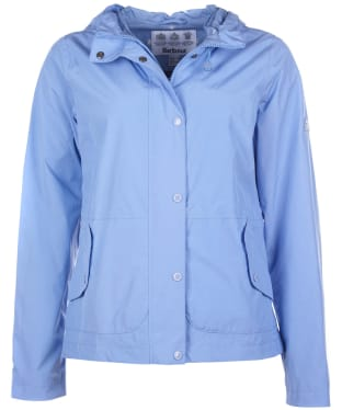 Women's Barbour Sooty Waterproof Jacket - Riviera Marl