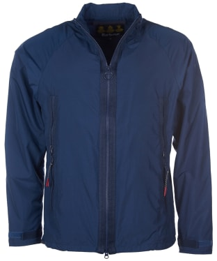 Men's Barbour Regy Lightweight Casual Jacket - Navy