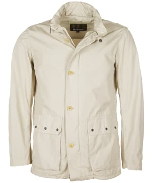 Men's Barbour Grent Casual Lightweight Jacket - Mist
