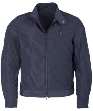 Men's Barbour International Ayrey Casual Jacket - Dusk Grey