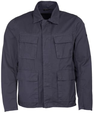 Men's Barbour International Dion Casual Jacket - Dusk Grey