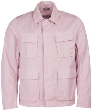 Men's Barbour International Dion Casual Jacket - Dusk Pink