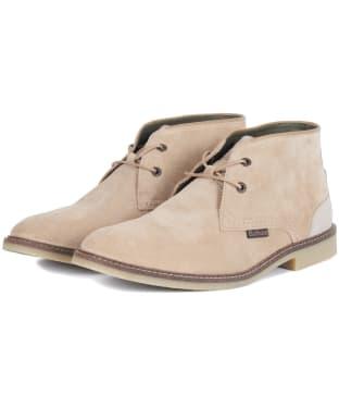 Men's Barbour Kalahari Desert Boots - Sand