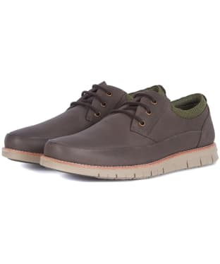 Men's Barbour Horatio Shoe - Brown