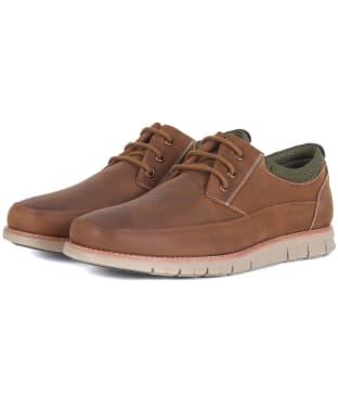 Men's Barbour Horatio Shoe - Chocolate