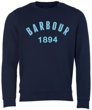 Men's Barbour Dylan Crew Sweater - Navy
