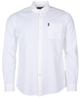 Men's Barbour Seaton Shirt - White