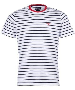 Men's Barbour Portree Tee - Navy