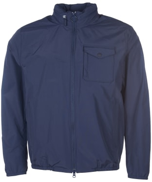 Men's Barbour Emble Lightweight Waterproof Jacket - Navy