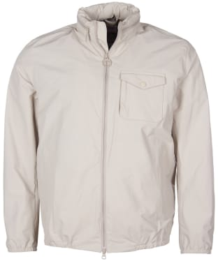Men's Barbour Emble Lightweight Waterproof Jacket - Mist