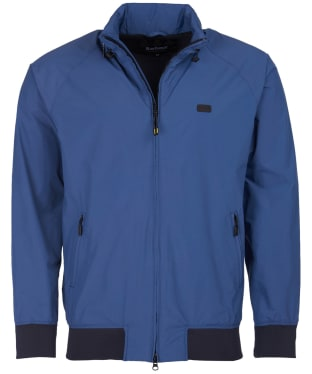 Men's Barbour International Illford Waterproof Jacket - Blue Metal