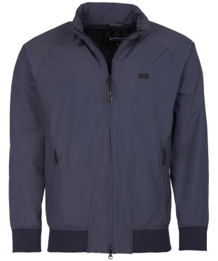 Men's Barbour International Illford Waterproof Jacket - Dusk Grey