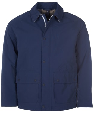 Men's Barbour Sello Waterproof Jacket - Navy