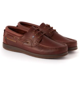 Men's Dubarry Commodore ExtraLight® Deck Shoes - Mahogany