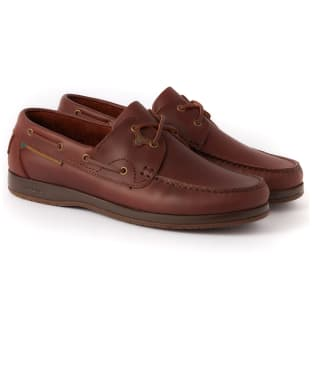 Men's Dubarry Sailmaker ExtraLight® Deck Shoes - Mahogany