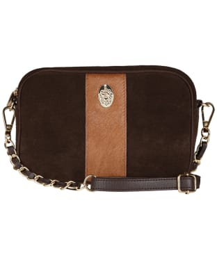 Women's Hicks & Brown The Melton Bag - Brown