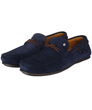 Men's Dubarry Voyager Casual Loafers - French Navy