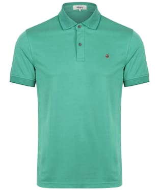Men's Dubarry Rockrook Polo Shirt - Kelly Green