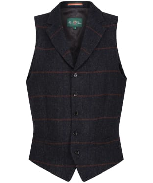 Men's Alan Paine Surrey Waistcoat - Country Navy