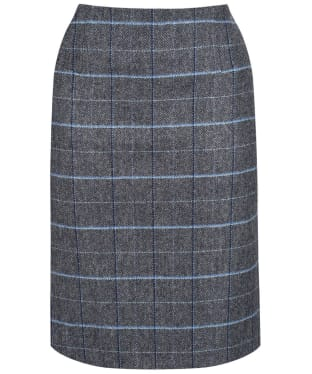 Women's Alan Paine Surrey Skirt - Lake Blue