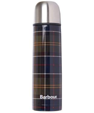 Barbour Tartan Insulated Flask - Classic Tartan
