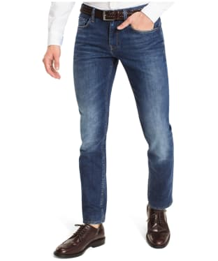 Men's Tommy Hilfiger Denton Straight Fit Jeans - New Mid Stone