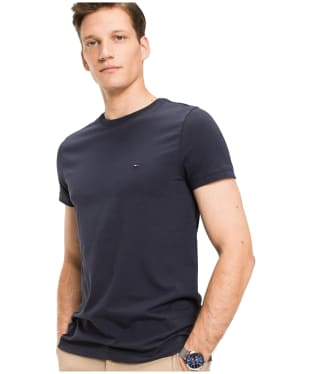 Men's Tommy Hilfiger Stretch Slim Fit Crew Neck Tee