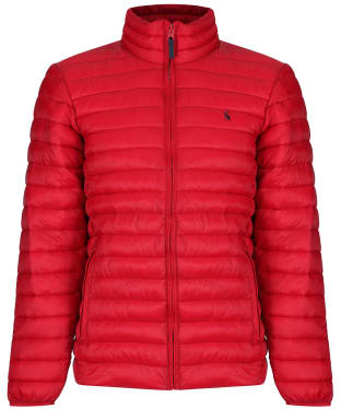 Men's Joules Go To Padded Jacket - Red