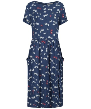 Women's Lily & Me Eden Dress Daisy - Navy