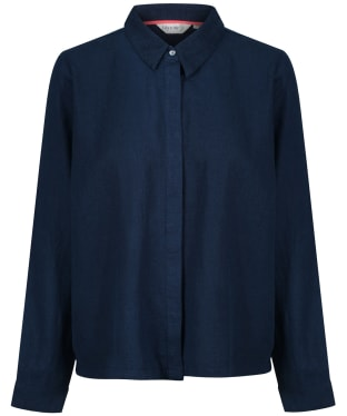 Women's Lily & Me Evergreen Shirt - Navy