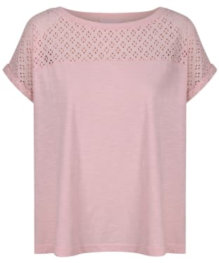 Women's Joules Cassi Top - Pale Pink