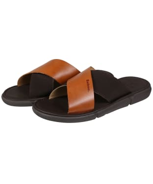 Men's Barbour Adam Sandals - Tan