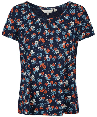 Women's Seasalt Appletree Top - Yarrow Flower Harbour