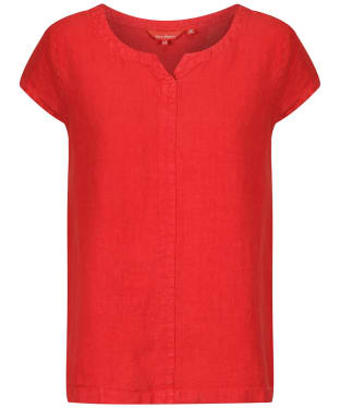 Women's Seasalt Okanum Top - Tomato