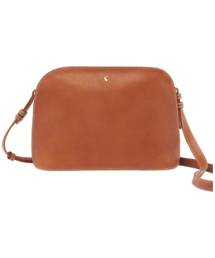 Women's Joules Langton Dome Cross Body Bag - Tan