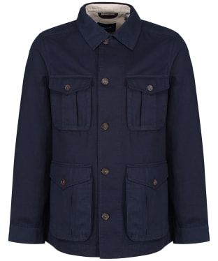 Men's GANT the Casual Field Jacket - Evening Blue