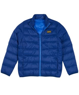 Boy's Barbour International Reed Quilted Jacket, 2-9yrs - Inky Blue