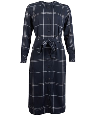 Women's Barbour Perthshire Dress - Black