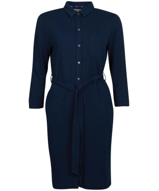 Women's Barbour Auklet Dress - Navy