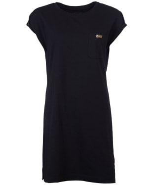 Women's Barbour International Goodwood Dress - Black